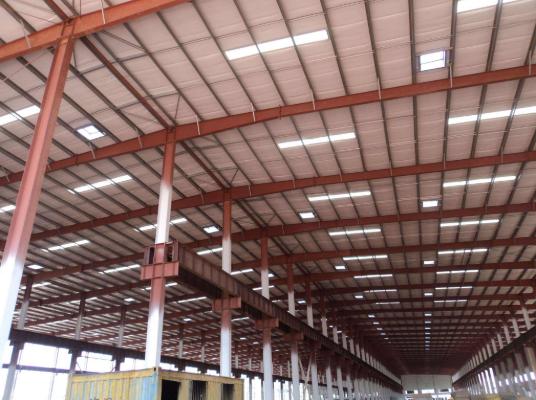 吴窑钢结构工程