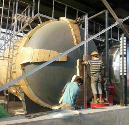 吴窑保温工程