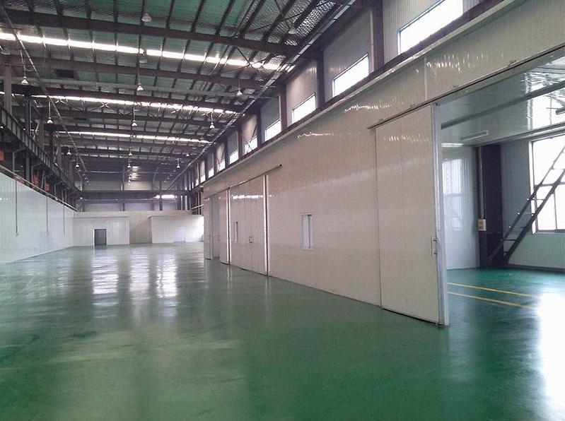 吴窑厂房装修